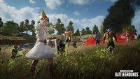 PUBG: Event lässt euch für kurze Zeit ein Fantasy-Battle Royale spielen
