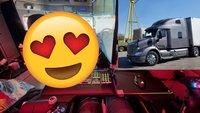 Trucker baut sich beeindruckendes Gaming-Setup, damit er auch unterwegs zocken kann