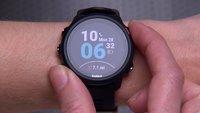 Beliebte GPS-Laufuhr für kurze Zeit reduziert: Sportliches Angebot bei Amazon