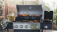 Jetzt bei Aldi: Zwei günstige Gasgrills von Fireking im Angebot