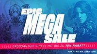 Epischer Sale im Epic Games Store verkauft Blockbuster unter 5 Euro