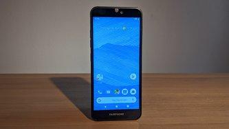 Fairphone 3 im Test: Aufschrauben ausdrücklich erlaubt
