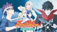 Food Wars The Fifth Plate (OmU): Staffel 5 im Stream sehen – wann geht es weiter?
