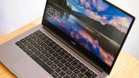 Huawei Matebook D14 im Test: Was taugt der günstige Alu-Schönling?