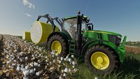 Landwirtschafts-Simulator 19: Baumwolle ernten und lagern