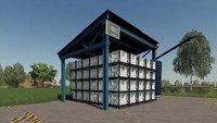 Landwirtschafts-Simulator 19: Palettenlager-Mods