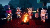 Minecraft Dungeons: Multiplayer, Koop, Crossplay und Online-Matchmaking erklärt
