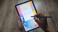Samsungs neues Android-Tablet ist schön, bezahlbar und unerwartet groß