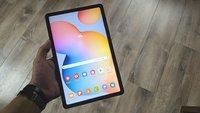 Samsung Galaxy Tab S6 Lite bei Amazon knallhart reduziert