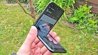 Samsung Galaxy Z Flip im Test: Zukunft und Vergangenheit vereint