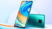Xiaomi Redmi Note 9 Pro im Preisverfall: China-Handy zum Knallerpreis