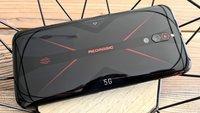 RedMagic 5G im Test: Mehr als nur ein Gaming-Smartphone