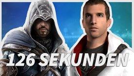 Assassin's Creed in 126 Sekunden