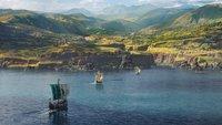 Assassin's Creed Valhallas Karte wird doch größer als Odyssey – ewig Grinden müsst ihr aber nicht