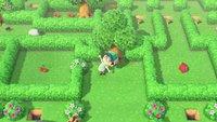 Animal Crossing - New Horizons: Mai-Feierei - Ticket und Lösung für das Labyrinth