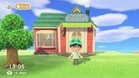 Animal Crossing - New Horizons: Schneiderei bekommen und Sinas Stoffsets freischalten