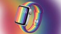 Apple Watch jetzt farbenfroh: Dieses neue Modell hat einen ernsten Hintergrund