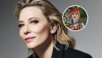 Borderlands-Film: Cate Blanchett als Sirene Lilith im Gespräch
