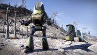 Fallout 76: Kommunistischer Roboter nervt Spieler mit seinen Propaganda-Flugblättern