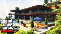 GTA Online: Reddit-Nutzer benutzt Glitch, um in Franklins Haus zu kommen