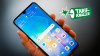 Tarif-Tipp: Huawei P30 Lite + 5 GB LTE-Daten + Allnet-Flats für 14€/Monat
