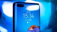 Huawei bleibt am Ball: Unsichtbare Kamera für Smartphones geplant