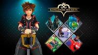 Kingdom Hearts erhält angeblich eine eigene TV-Serie auf Disney+