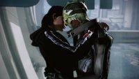 Mass Effect: So entstand die peinlichste und zugleich lustigste Romanze der gesamten Reihe