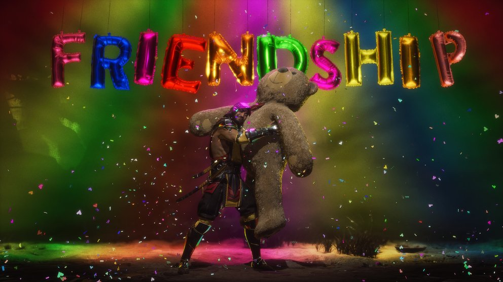 Wir zeigen euch alle 34 Friendship Finisher in Mortal Kombat 11.