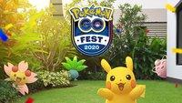 Das Pokémon GO-Fest findet dieses Jahr nur virtuell statt, aber mit vielen Boni