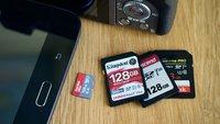 SD-Karte und microSD-Karte kaufen: Testsieger und Preis-Leistungs-Tipps