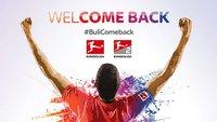 Die Bundesliga ist zurück, so könnt ihr günstig dabei sein