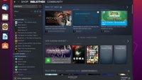 Steam in Ubuntu/Linux Mint installieren – so geht's