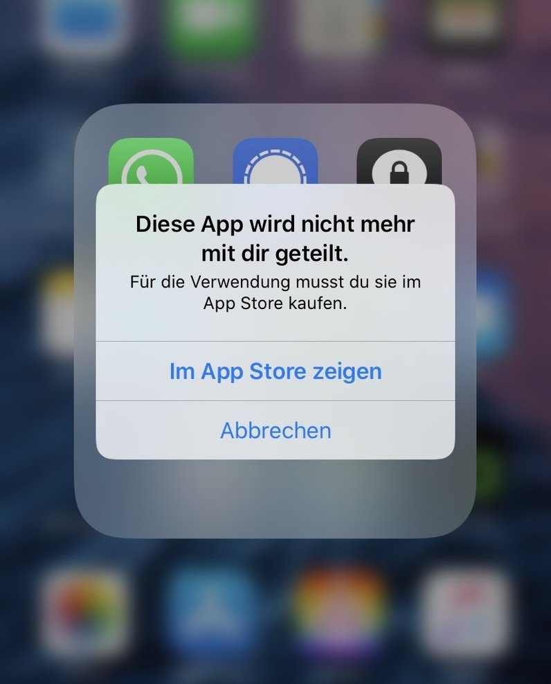 Iphone Apps Lassen Sich Nicht öffnen