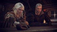 Cyberpunk 2077 x The Witcher: So könnten Geralt und Ciri als Ingame-Charaktere aussehen