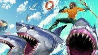 Fortnite: Bösartige Haie machen es Spielern schwer, aber bringen uns zum Lachen