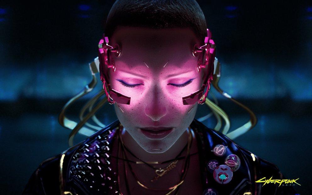 Cyberpunk 2077: Kostenlose Goodies für kurze Zeit bei GOG – etwa dieses offizielle Artwork.