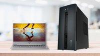 Nächste Woche bei Aldi: Gaming-PC und Top-Laptop im Angebot – lohnt sich der Kauf?