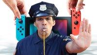 Nintendo geht gegen einzelne Switch-Modder vor