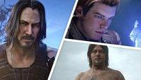 Filmreife Leistung: 18 Schauspieler-Auftritte in Videospielen