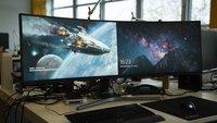 Samsung CRG9 im Test: Gaming-Monitor für Größenwahnsinnige
