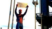 Black Lives Matter: Batman, Spider-Man und Joker beteiligen sich an den Protesten