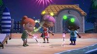Animal Crossing: Sommer-Update bietet Feuerwerk, im Bett schlafen und mehr Sicherheit