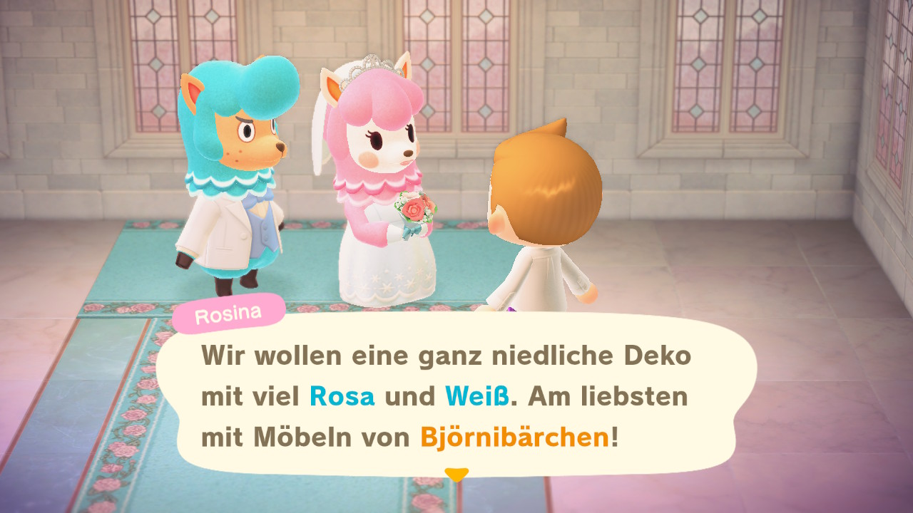 Animal Crossing New Horizons Hochzeitssaison Die Meisten Liebeskristalle Bekommen