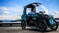 "Total verrückt: Dieses ""E-Auto"" darf auf den Fahrradweg"