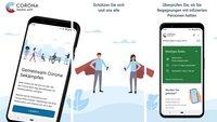 Corona-Warn-App für Android & iPhone zum Download – APK, Gerätestandort & Datenvolumen