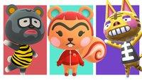 Animal Crossing - New Horizons: Die 21 hässlichsten Bewohner