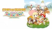 Story of Seasons: Friends of Mineral Town erscheint auch für den PC