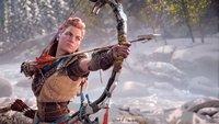 """Horizon Forbidden West: """"nahezu keine Ladezeiten"""" dank PS5, Release-Zeitraum bekannt"""