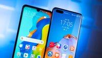 Huawei rutscht ab – zur Freude von Apple